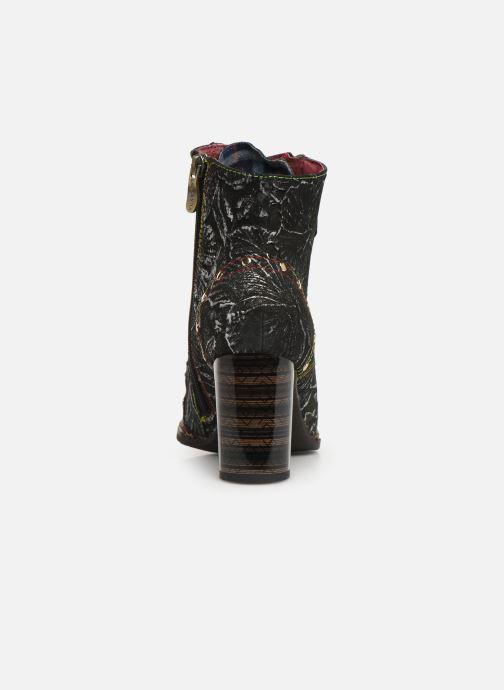 Bottines et boots Laura Vita Elea 07 Noir vue droite