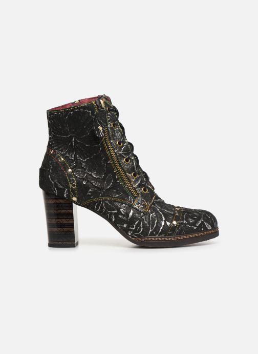 Bottines et boots Laura Vita Elea 07 Noir vue derrière