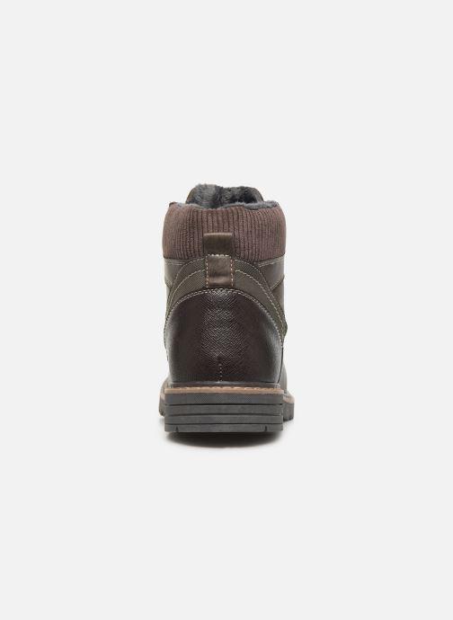 Bottines et boots I Love Shoes KEATON Marron vue droite