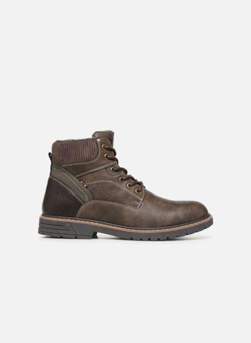 Stiefeletten & Boots I Love Shoes KEATON braun ansicht von hinten