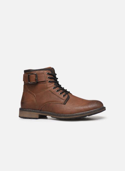 Boots en enkellaarsjes I Love Shoes KERANO Bruin achterkant