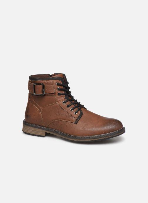 Boots en enkellaarsjes I Love Shoes KERANO Bruin detail