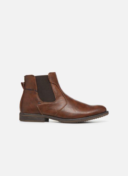 Boots en enkellaarsjes I Love Shoes KELIO Bruin achterkant