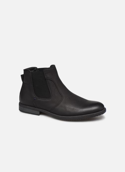 Ankelstøvler I Love Shoes KELIO Sort detaljeret billede af skoene