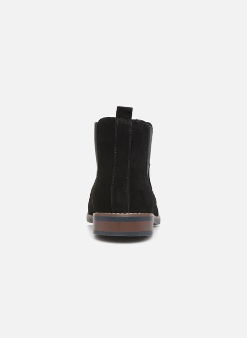 Bottines et boots I Love Shoes KENTARO LEATHER Noir vue droite