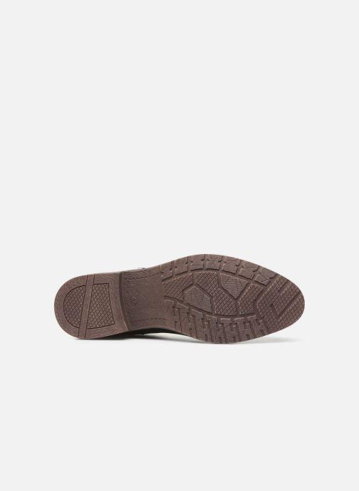 Stivaletti e tronchetti I Love Shoes KEPHREN Nero immagine dall'alto