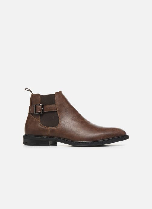 Ankle boots I Love Shoes KENSY Brown back view