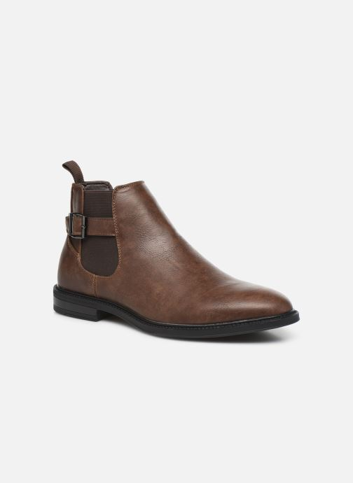 Ankle boots I Love Shoes KENSY Brown detailed view/ Pair view