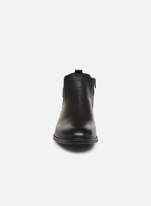 Botines  I Love Shoes KENSY Negro vista del modelo
