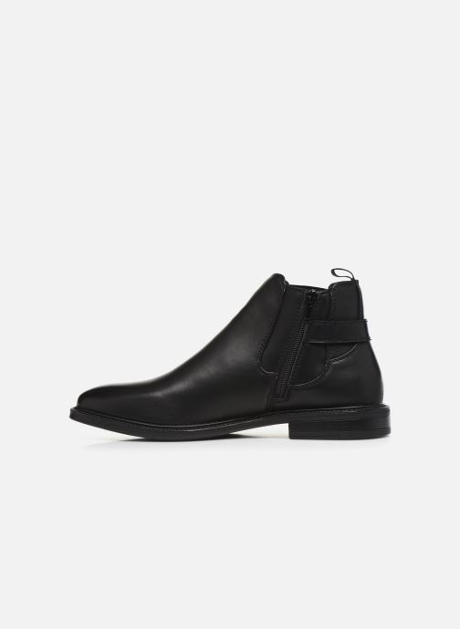 Ankle boots I Love Shoes KENSY Black front view
