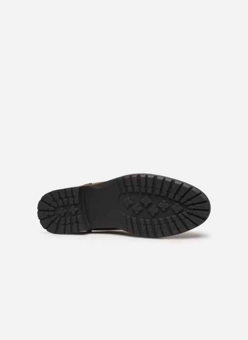 Boots en enkellaarsjes I Love Shoes KEYDEN Bruin boven