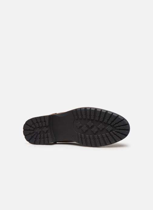 Botines  I Love Shoes KEYDEN Marrón vista de arriba