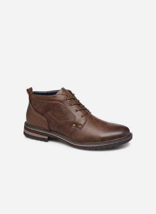 Boots en enkellaarsjes I Love Shoes KEYDEN Bruin detail