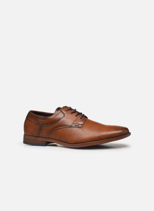 Schnürschuhe I Love Shoes KERBY braun ansicht von hinten