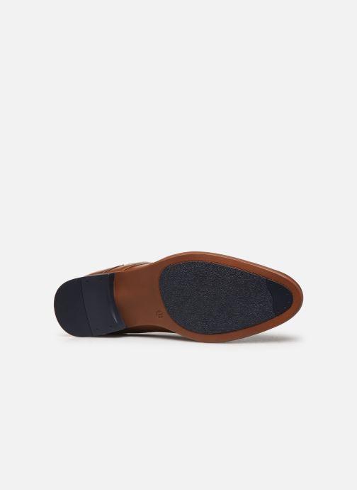 Schnürschuhe I Love Shoes KERBY braun ansicht von oben