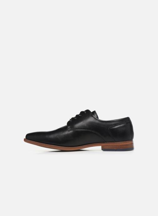 Chaussures à lacets I Love Shoes KERBY Noir vue face