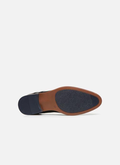 Chaussures à lacets I Love Shoes KERBY Noir vue haut