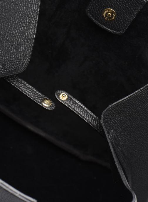 Handtassen Georgia Rose Ubago Leather Zwart achterkant