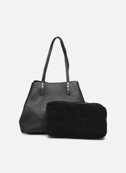 Handtassen Georgia Rose Ubago Leather Zwart links
