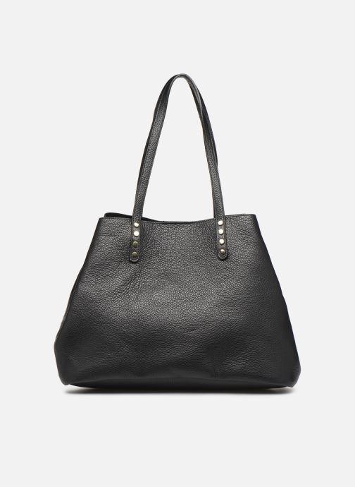 Handtassen Georgia Rose Ubago Leather Zwart detail