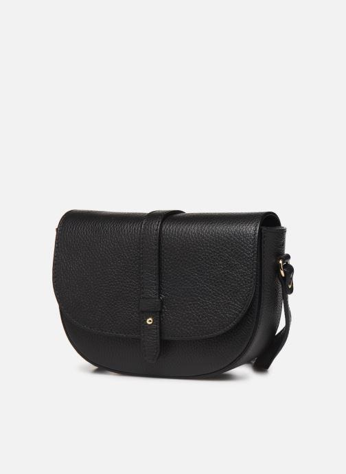 Handtassen Georgia Rose Ulune Leather Zwart model
