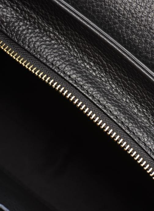 Sacs à main Georgia Rose Ulune Leather Noir vue derrière