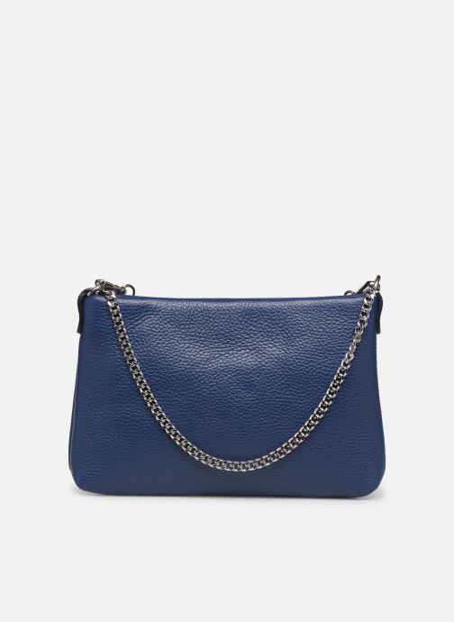 Sacs à main Georgia Rose Ugadi Leather Bleu vue face