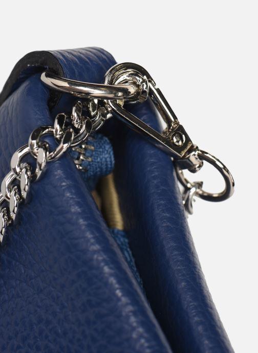 Bolsos de mano Georgia Rose Ugadi Leather Azul vista lateral izquierda