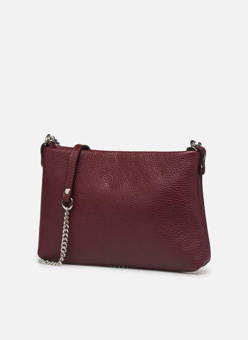 Håndtasker Georgia Rose Ugadi Leather Bordeaux se skoene på
