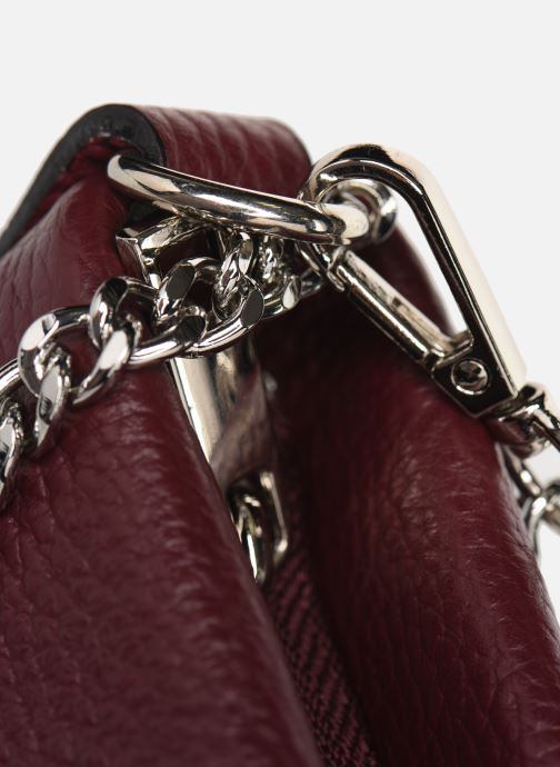 Handtassen Georgia Rose Ugadi Leather Bordeaux links