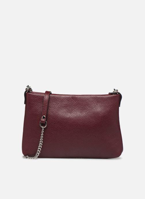 Handtassen Georgia Rose Ugadi Leather Bordeaux detail