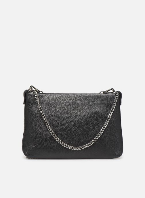 Bolsos de mano Georgia Rose Ugadi Leather Negro vista de frente