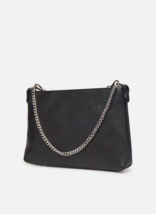 Handtassen Georgia Rose Ugadi Leather Zwart rechts