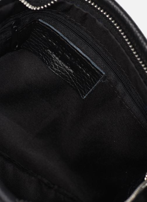 Sacs à main Georgia Rose Ugadi Leather Noir vue derrière