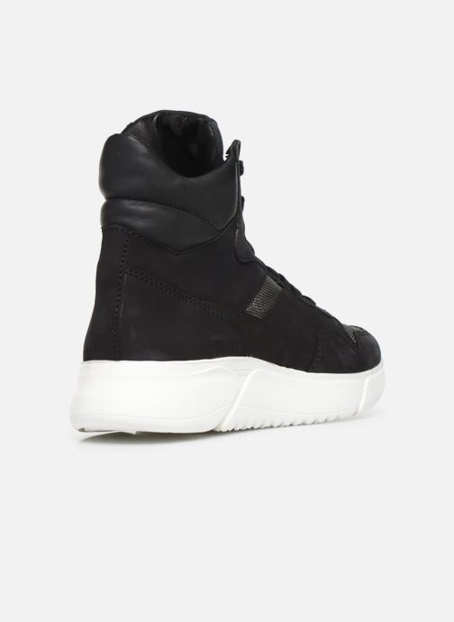Sneakers Mr SARENZA Samble Nero immagine frontale