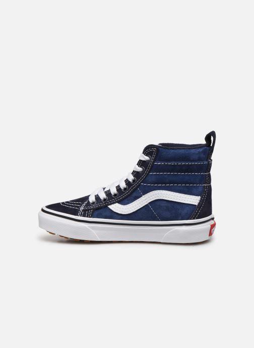 Sneakers Vans Uy Sk8-Hi Mte Nero immagine frontale