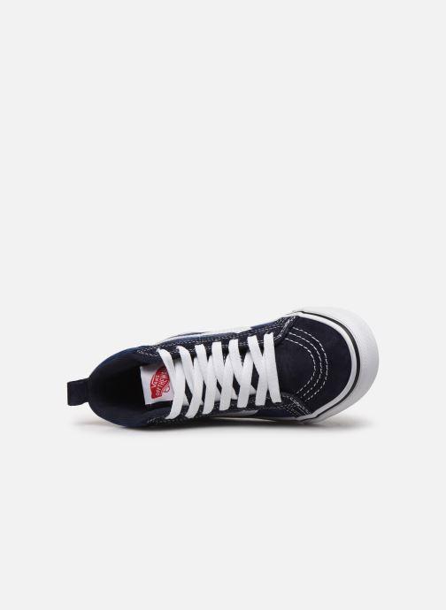 Sneakers Vans Uy Sk8-Hi Mte Nero immagine sinistra