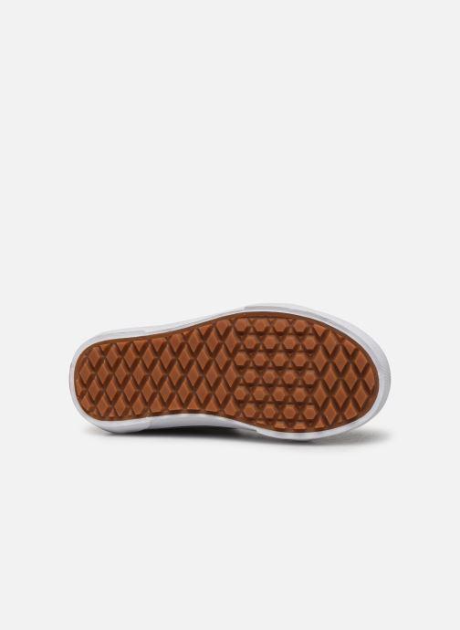 Sneakers Vans Uy Sk8-Hi Mte Nero immagine dall'alto