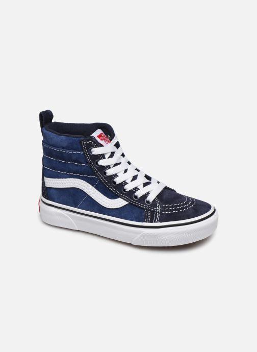 Sneakers Vans Uy Sk8-Hi Mte Sort detaljeret billede af skoene