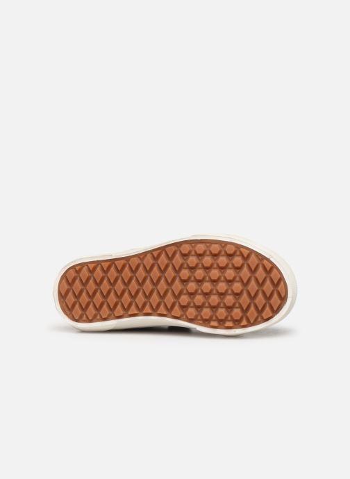 Sneakers Vans Uy Sk8-Mid Reissue V Mte Zwart boven