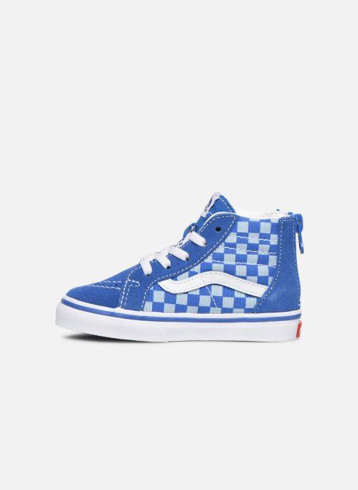 Sneakers Vans Sk8-Hi BB Azzurro immagine frontale