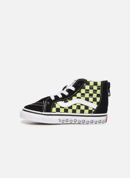 Sneakers Vans Sk8-Hi BB Nero immagine frontale