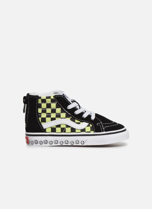 Sneakers Vans Sk8-Hi BB Zwart achterkant