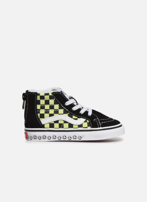 Sneakers Vans Sk8-Hi BB Nero immagine posteriore