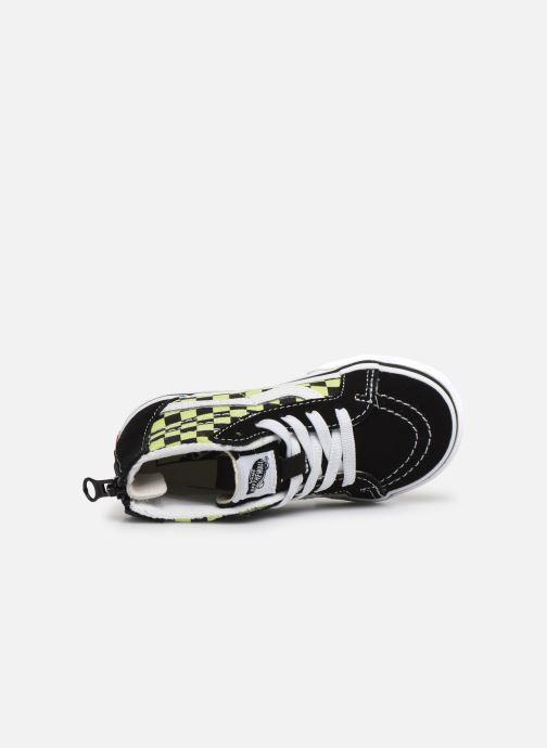 Sneakers Vans Sk8-Hi BB Zwart links