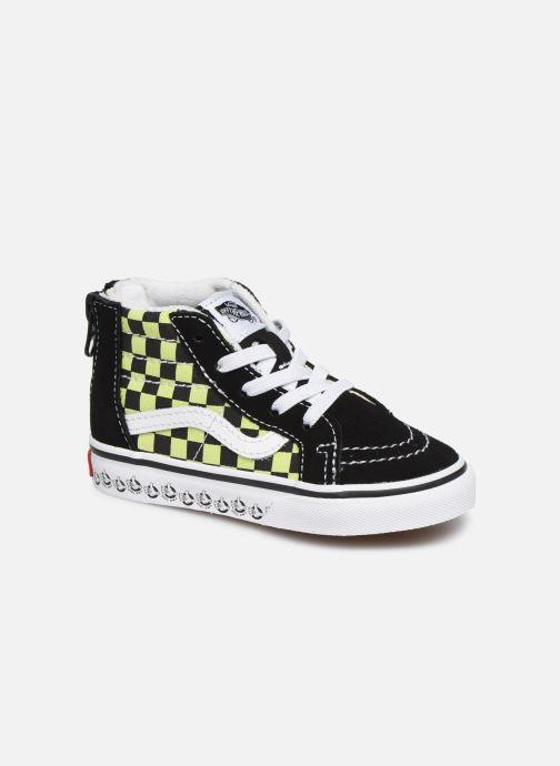 Sneakers Vans Sk8-Hi BB Zwart detail