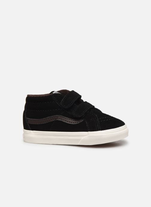 Sneakers Vans Td Sk8-Mid Reissue V Nero immagine posteriore