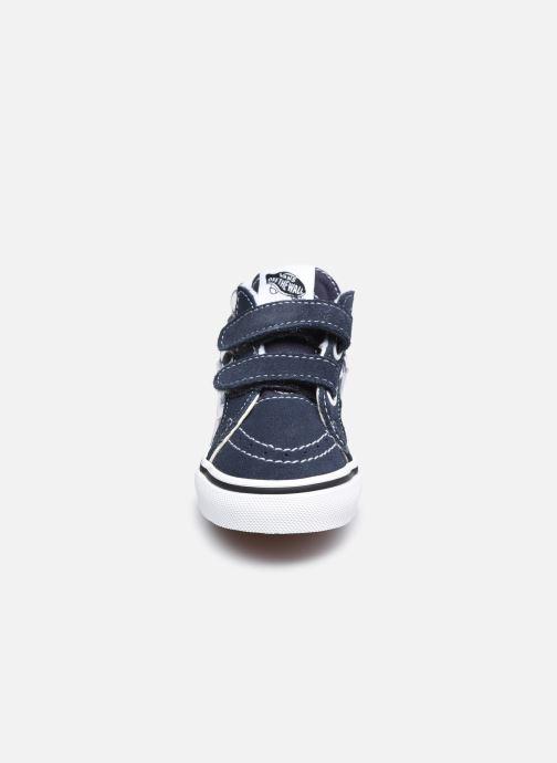 Sneaker Vans Td Sk8-Mid Reissue V grau schuhe getragen