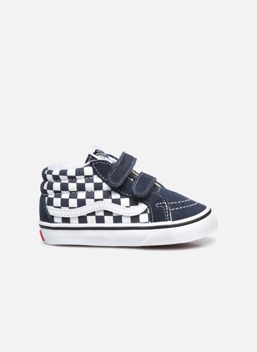 Sneaker Vans Td Sk8-Mid Reissue V grau ansicht von hinten
