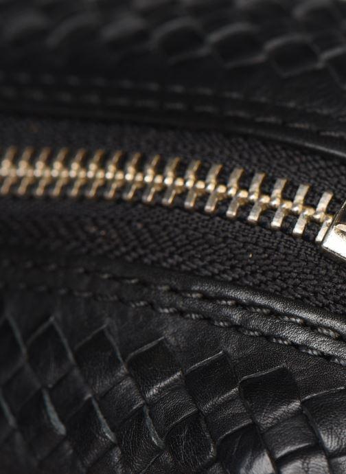 Sacs à main Dragon Diffusion KIT NAT Noir vue gauche